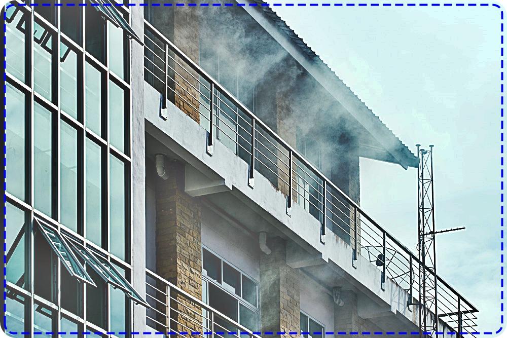 Ozon24 beseitigt brandger�che